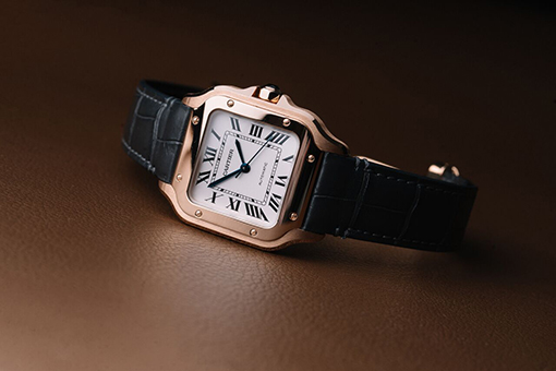 watch santos cartier