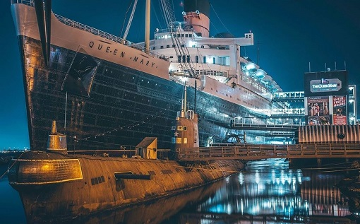 'the queen mary'